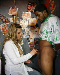 Gloryhole Party Mandingo Pictures