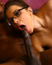 Lucky Starr's Third Appearance Black Big Penis
