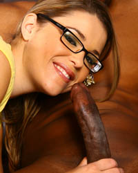 Hangin at the Shoe Store Interracial Creampie Galleries